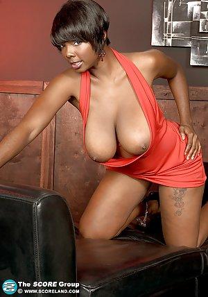 Ebony Pornstars Pictures