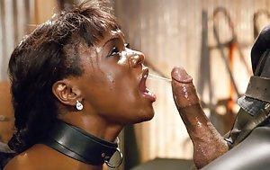 Ebony BDSM Pictures